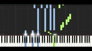 Tobu - Life - PIANO TUTORIAL