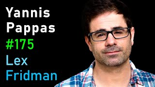 Yannis Pappas: History and Comedy | Lex Fridman Podcast #175