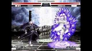 [KOFM Lv.2] Boss Igniz vs Orochi