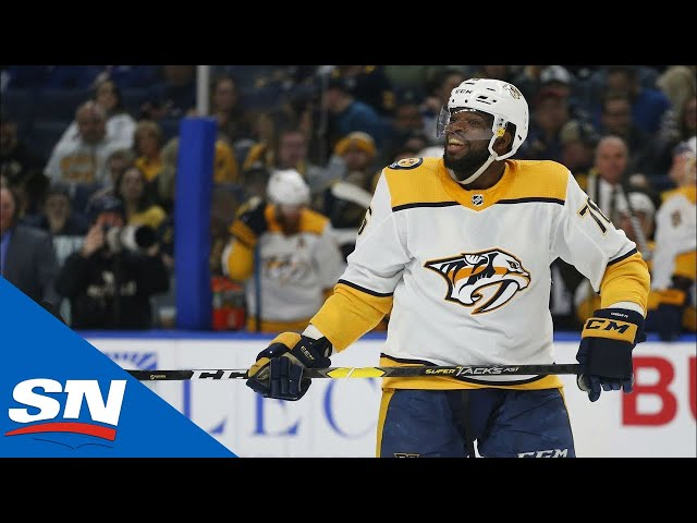 Patrick Marleau, P.K. Subban & J.T. Miller All Traded On Second Day Of 2019 NHL Draft