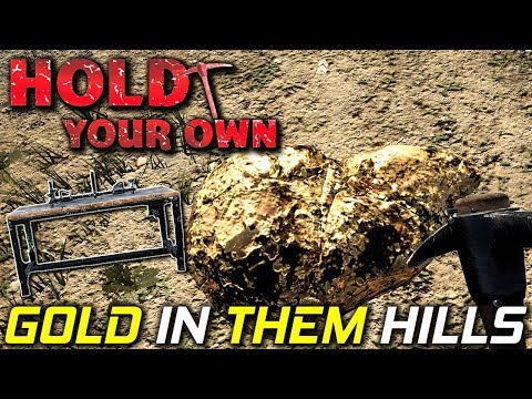 Dangerous Gold Hunt | Hold Your Own...