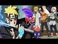 Boruto Uzumaki Jougan Vs Hokage Konoha Naruto, Minato & Tsunade | Naruto Storm 4 Song Đấu Mod