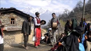 Arghu Ritual in Gumda Village (Gurung