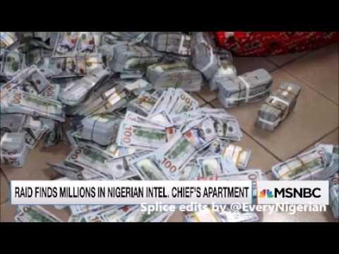 MSNBC: Nigeria Spy Chief Not Arrested Yet After $43m Cash Stash Find