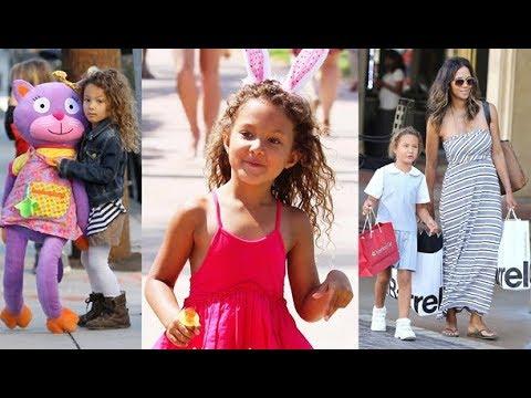 Remember Halle Berrys Daughter Nahla Ariela Aubrys Life Story