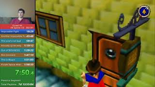 Quest 64 All Spirits PB in 1:57:19
