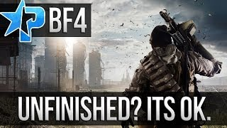 BF4: Unfinished Games? No Big Deal. (Battlefield 4 G36C Gameplay)