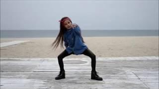 WHiP Nae Nae step by step with Estelle / Хип Хоп урок за деца и начинаещи с Естел част 7