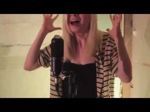 Sia- Chandelier- Cover by Paula - YouTube