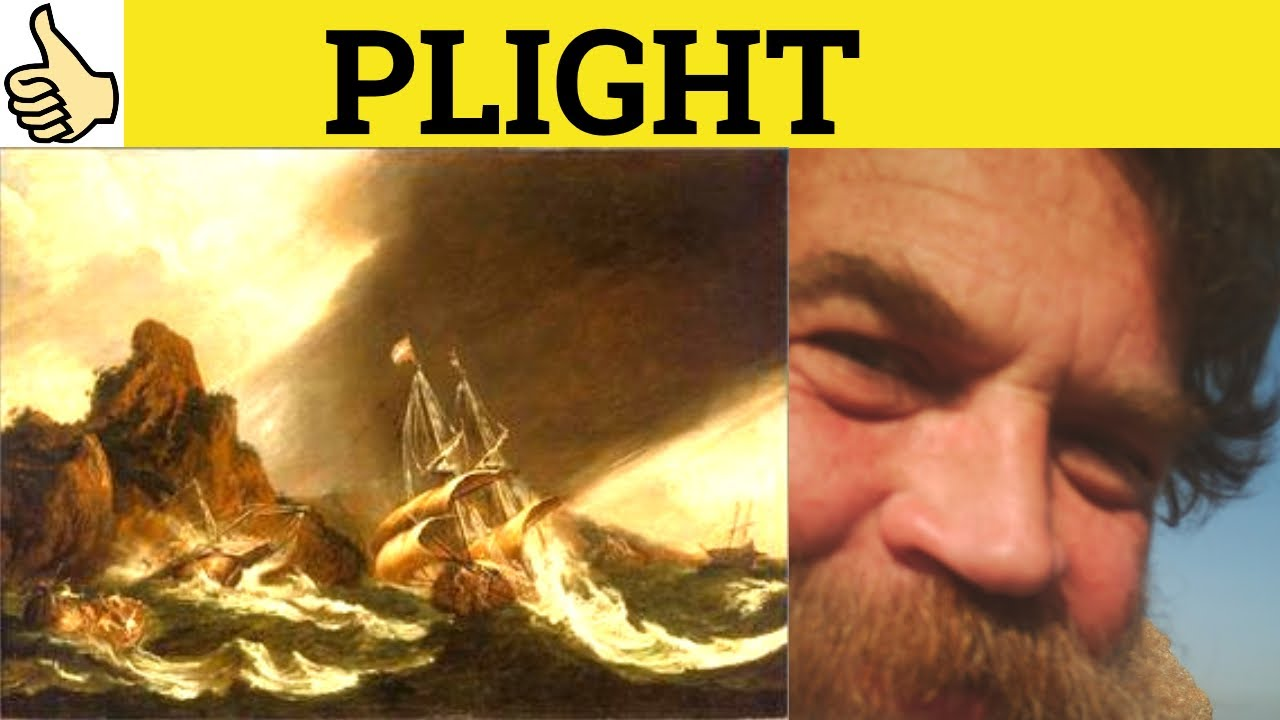 Download 🔵 Plight - Plight Meaning - Plight Examples - Plight Defined