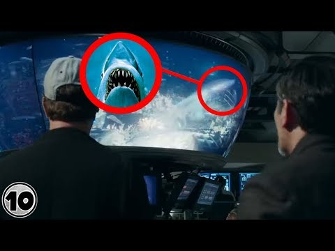 References You Missed In The Meg