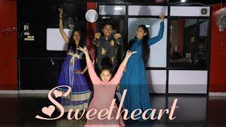 Sweetheart- Dev Negi | Bhavin Mangukiya | Choreography | KRAZY STEPS DANCE  ZONE