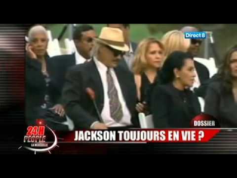 Michael Jackson n'est pas mort video Direct