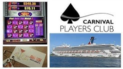 Carnival Players Club Casino Rewards, Free Drinks & Cruise Deals!