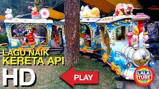 lagu naik kereta api - Train Ride - music for children
