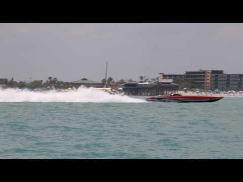 CMS Offshore Racing - 2016 Cocoa Beach Practice Day