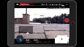 DJI Phantom 4 - DJIGO 4 App - Home Point Updated