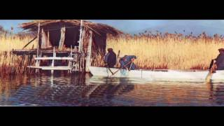 Дойран повертаючись до мандри рибарските