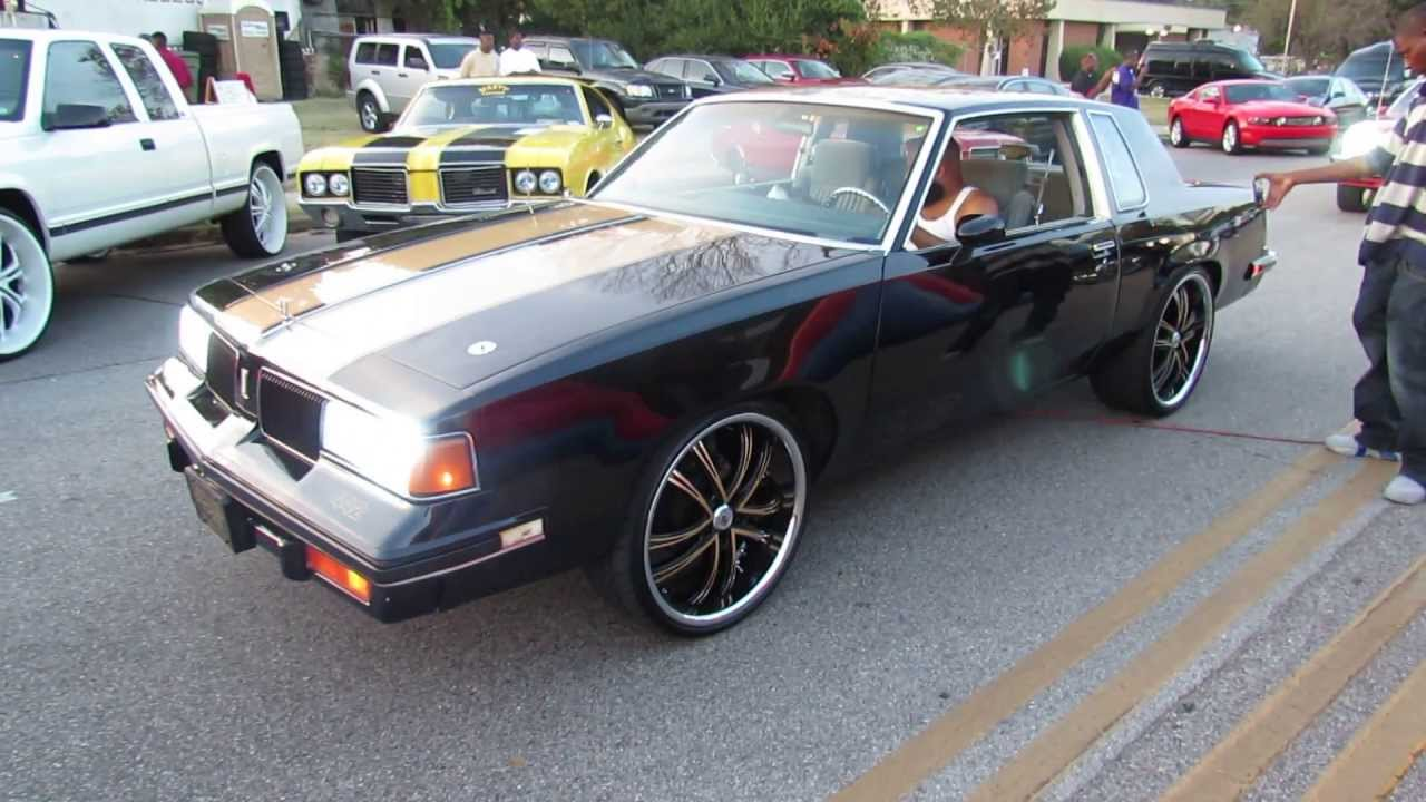 Hotcarstv Southern Heritage Classic Car Show G Body And