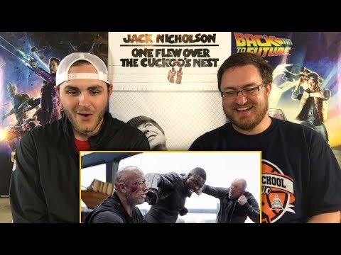 FAST & FURIOUS PRESENTS: HOBBS & SHAW Trailer #2 Reaction!