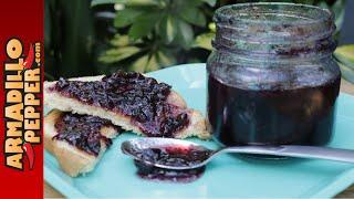 Blueberry-Bourbon Jalapeno Pepper Jelly   Power Pressure Cooker