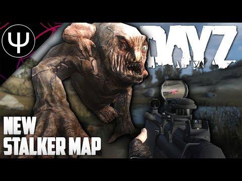 NEW DAYZ STALKER Map! — DayZ