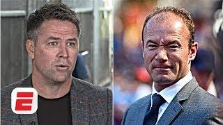 Alan Shearer blames me for Newcastle United failure - Michael Owen | Premier League