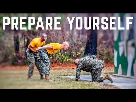 Preparing For Marine Boot Camp - MORE LIFE ep. 8