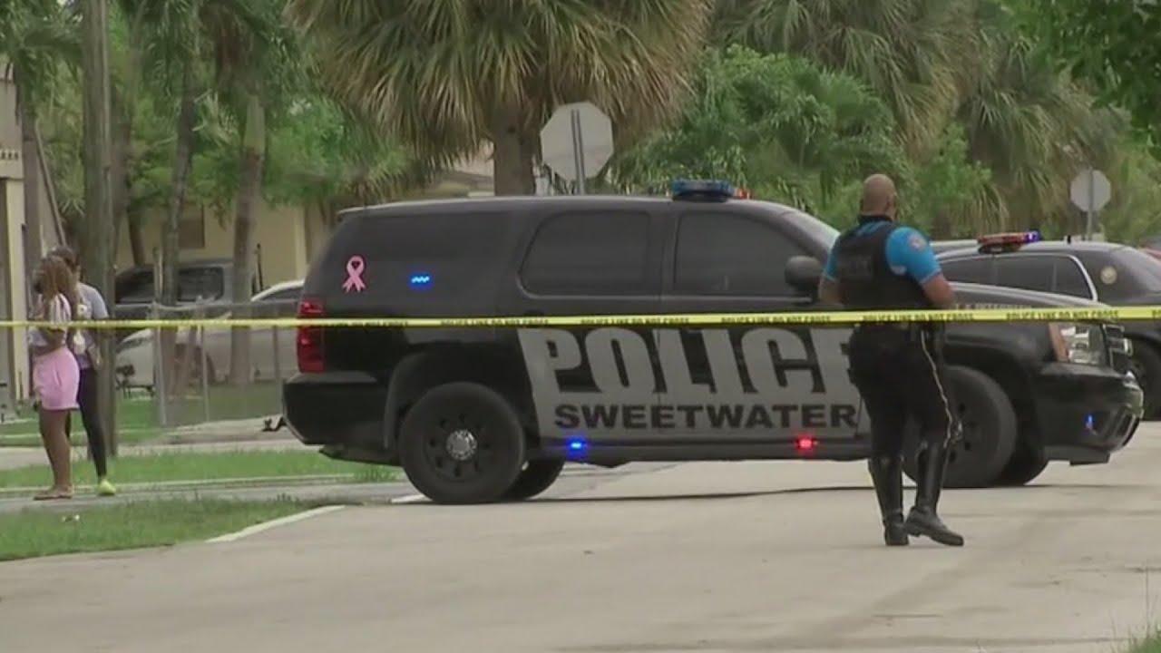 Tiroteo en una intersección en Sweetwater deja una persona herida y a un sospechoso en custodia
