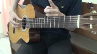 5 MENIT Belajar Petikan Dan Intro Gitar (Bimbang - Melly Goeslaw)