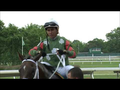 video thumbnail for MONMOUTH PARK 6-16-19 RACE 4