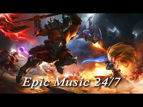 🎧 Best Of Epic Music • Livestream 24/7 | WELCOME TO EPIC MUSIC WORLD | BATTLE OF LEGENDS