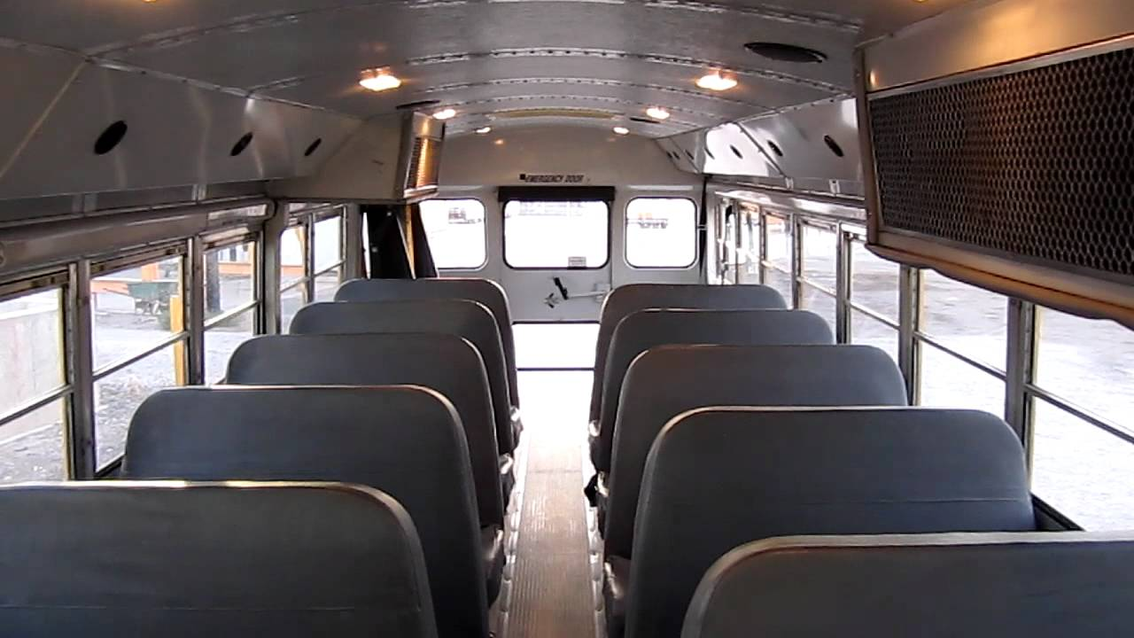 Thomas Built Buses >> 1996 Thomas School Bus For Sale! - YouTube