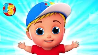 No No Song | Nursery Rhymes & Children Songs | Junior Squad Cartoons For Kids