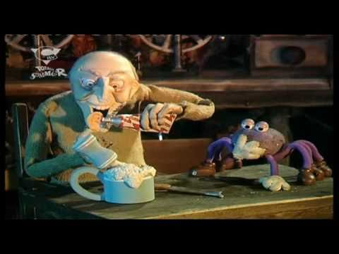 Grizzly Tales for Gruesome Kids - The Barber of Civil