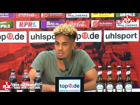 Pressekonferenz vor dem Topspiel gegen den VfB Stuttgart