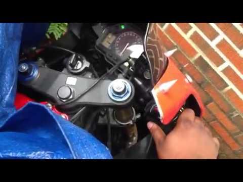 Honda Cbr 600rr Won T Start New Battery And Starter Please