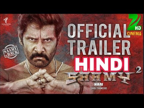 Saamy² Full Movie In Hindi Dubbed Trailer   Sammy Square Full Movie Hindi Dubbed HD Trailer     RKA