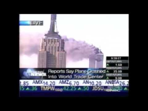 CNBC 9/11 coverage as it happened live