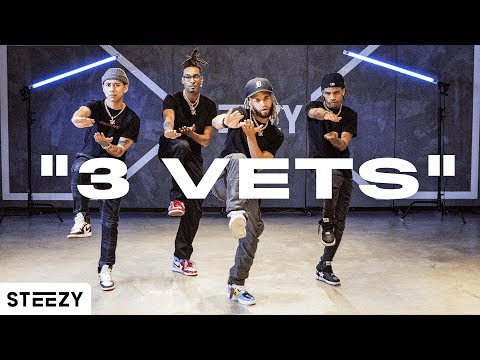 """""""3 VETS"""" - The Future Kingz (Official Dance Video)"""