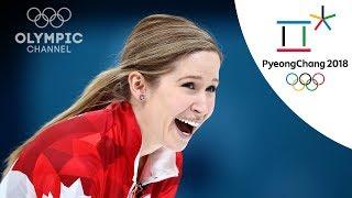 Curling Recap | Winter Olympics 2018 | PyeongChang