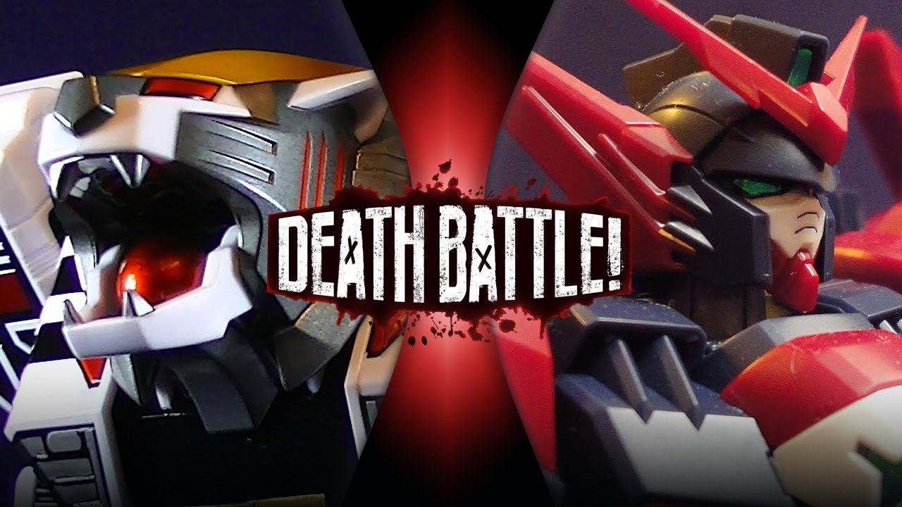 Tigerzord VS Gundam Epyon | DEATH BATTLE!
