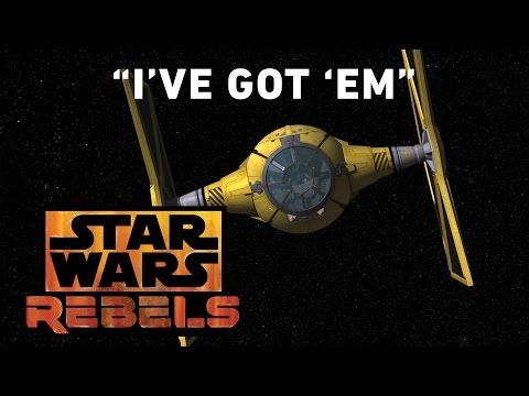 I've Got 'Em... - The Call Preview | Star Wars Rebels