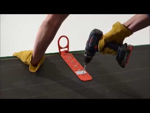 Werner Complete Roofing Safety Kit - Home Depot $99