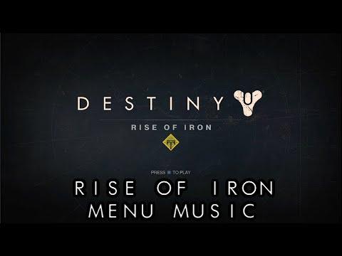 Destiny: Rise of Iron Theme (New Menu Music)