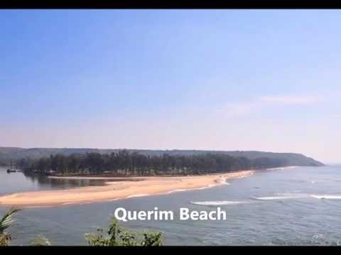 Goa Tourism - North Goa Beaches