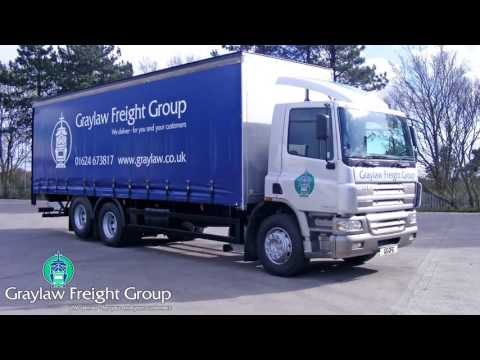 ★ Graylaw Freight Group | We deliver for you, and your customers ★