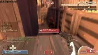 Team Fortress 2 Уроки шпионажа Вводный mp4 1280x720