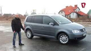 Огляд б/у автомобіля Volkswagen Touran 2003-2010 р. в.