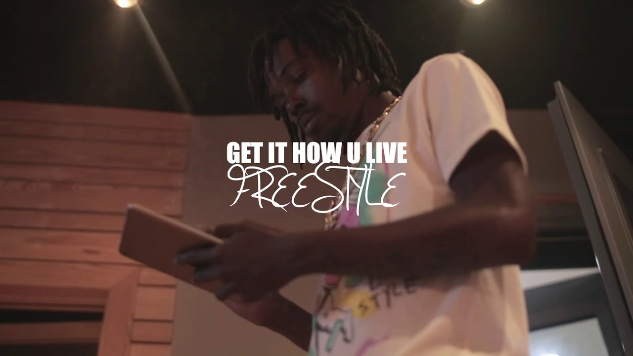 Pakman Jitt Get It How U Live Official Music Video Youtube